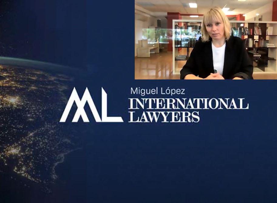 Vídeo de la conferencia para ciudadanos rusos: cómo obtener la residencia en España