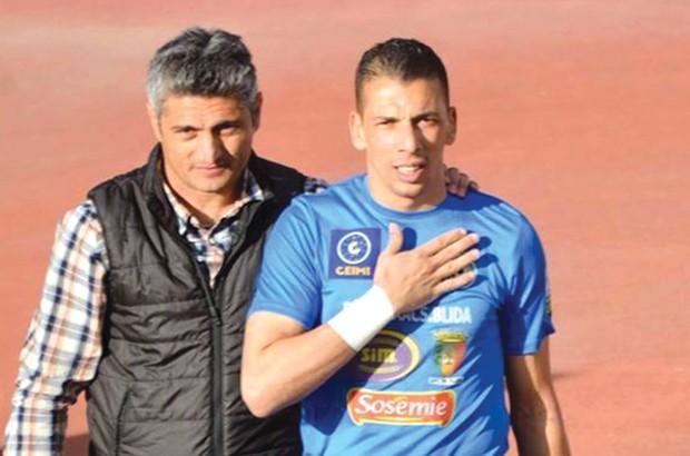 Conseguimos renovar el permiso de residencia del hijo del futbolista argelino Meziane Lyes